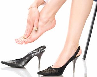 Эквиноварусная деформация стопы