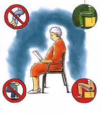 Бытовые рекомендации пациентам